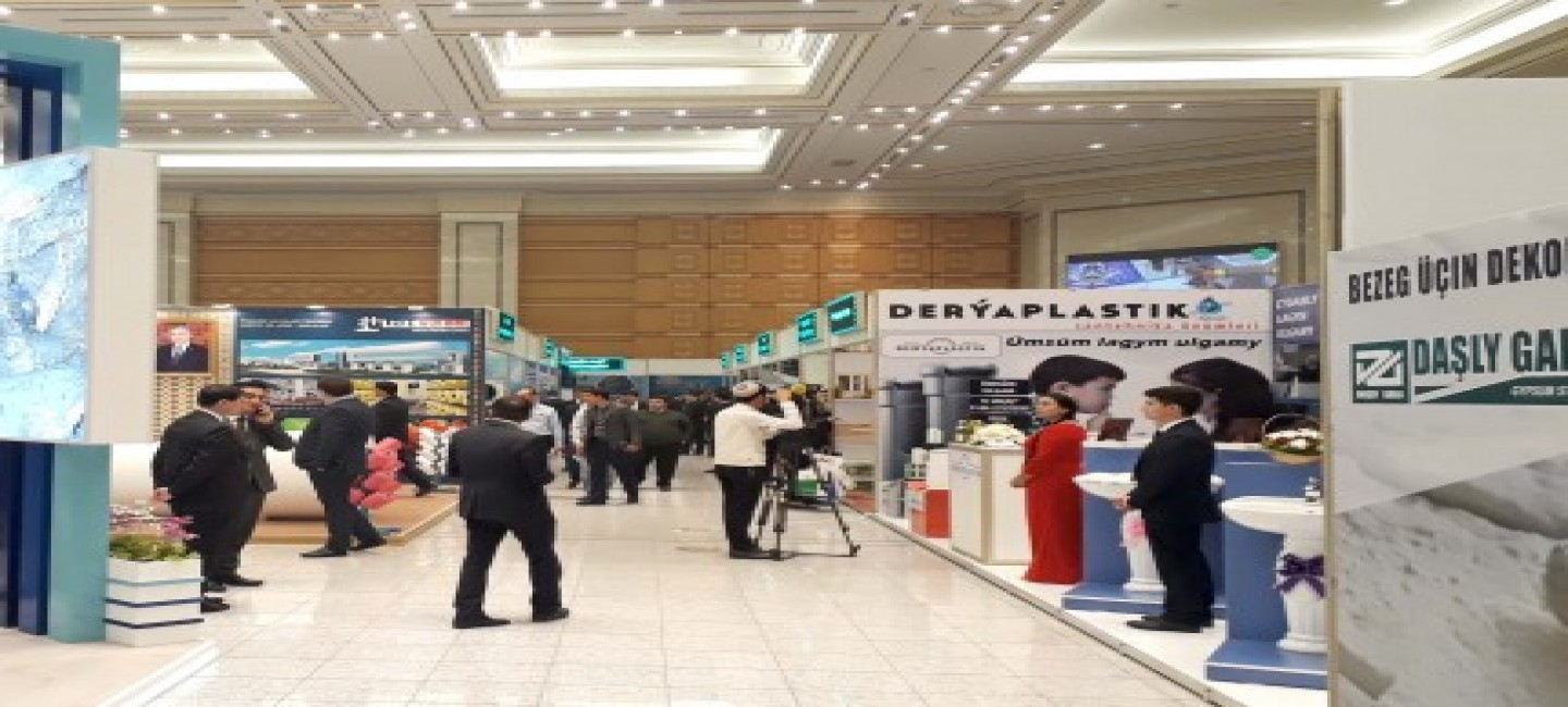 FORUM OF THE UNION OF INDUSTRIALISTS AND ENTREPRENEURS OF TURKMENISTAN OPENS IN ASHGABAT