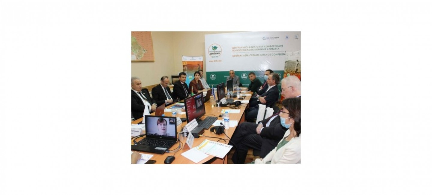 THE THIRD CENTRAL ASIAN CONFERENCE ON CLIMATE CHANGE HAS STARTED