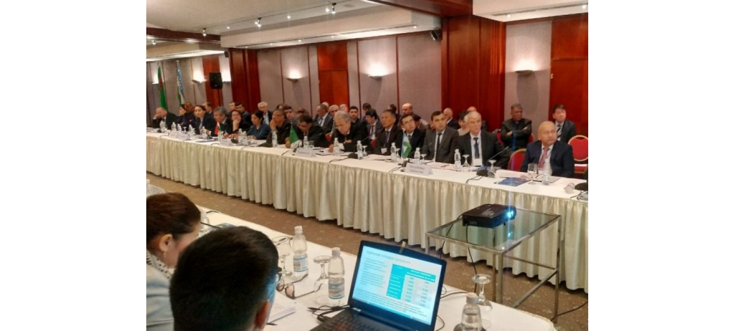 PRESENTATION OF THE SPECIAL UN PROGRAMS FOR THE ARAL SEA BASIN WAS HELD IN KAZAKHSTAN