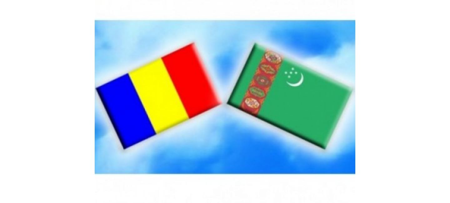 THE DELEGATION OF TURKMENISTAN HELD A MEETING AT THE ROMANIAN FOREIGN MINISTRY